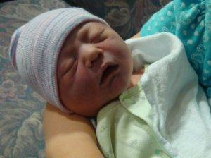 Ashley Nicole Ragland, born 5/12/2009.