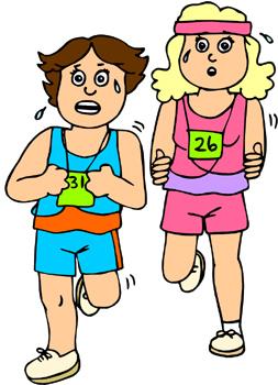 running moms